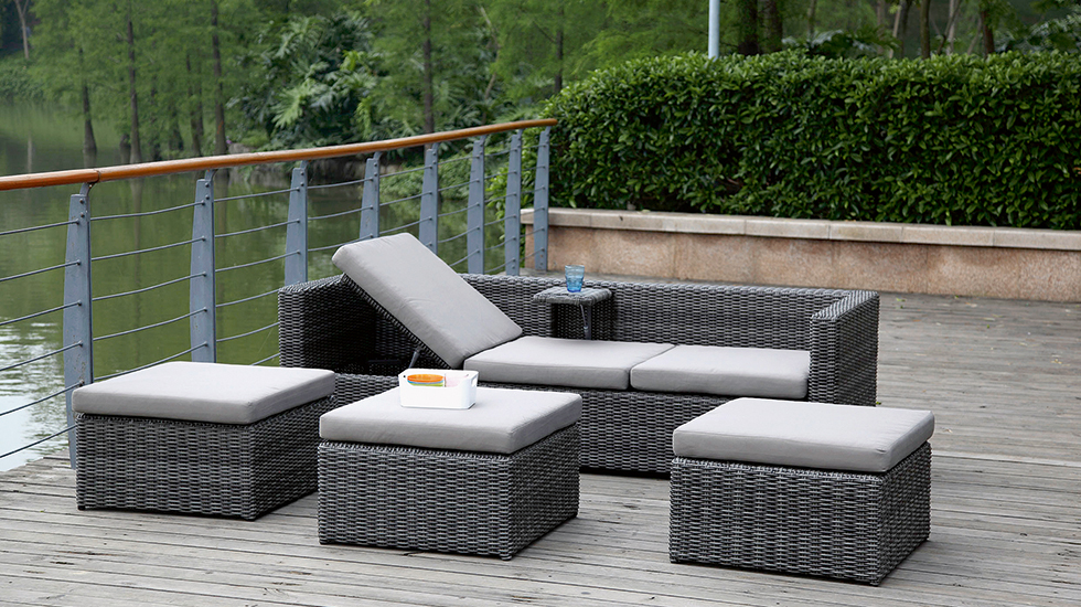 Gartenmobel Bei Leiner : Jack Lounge» von Zebra  Schweizer Garten