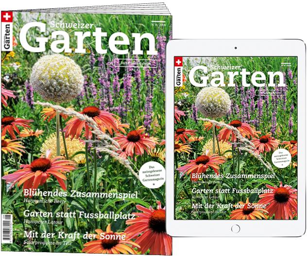 Schweizer Garten  Cover
