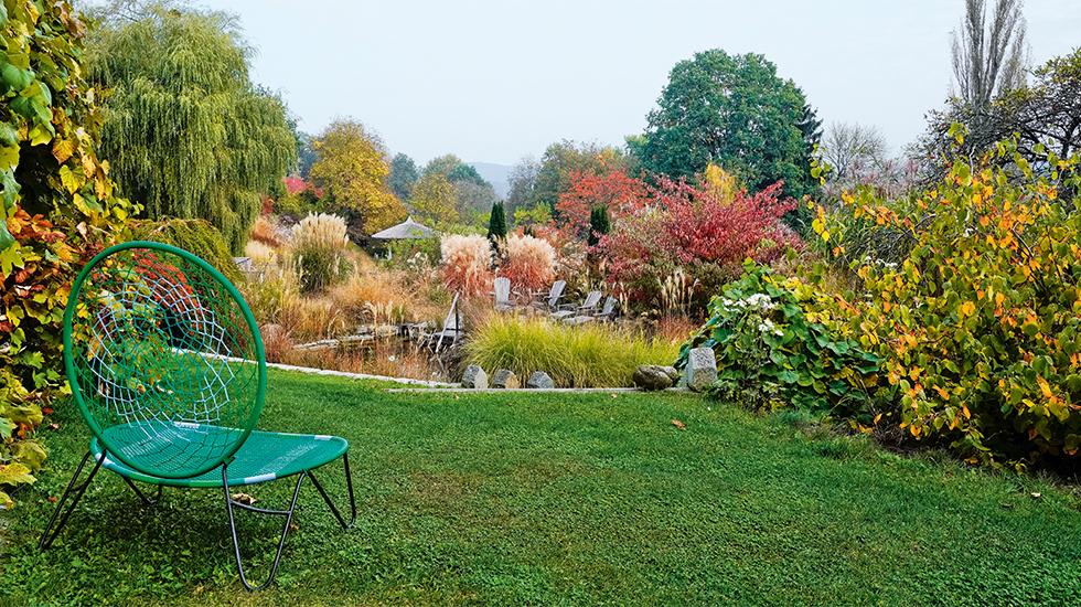 Inspirierende Gartengestaltung