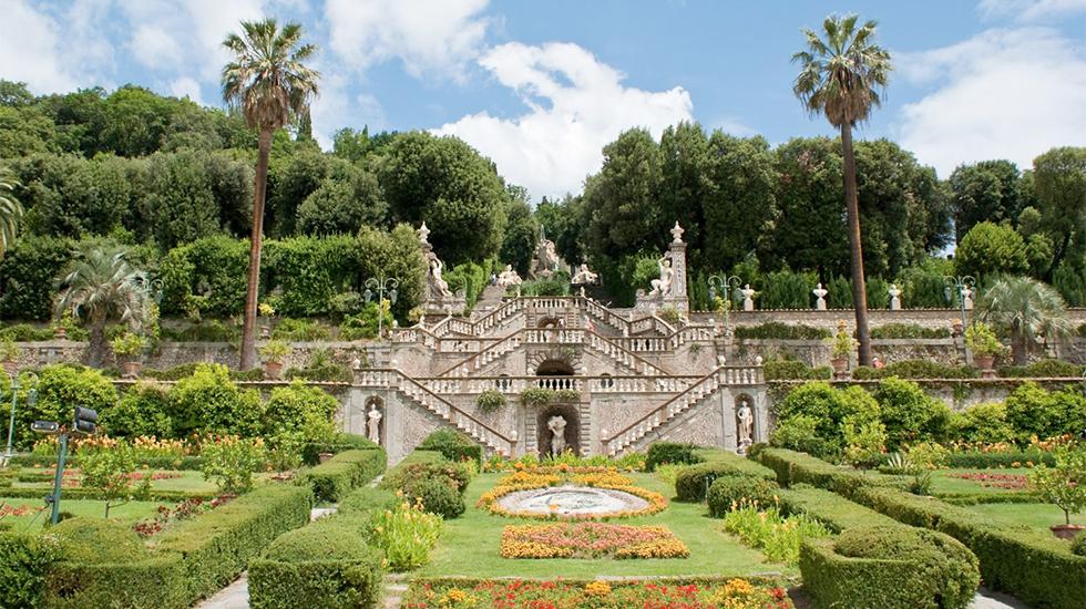 Italienische Gartenkunst