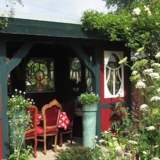 Inspiration Gartenhaus